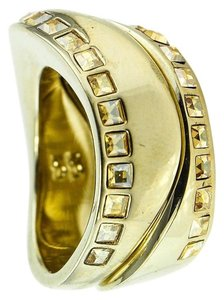 Ladies Fashion Rings Accessory Ladies Fashion Gold Tone Rings