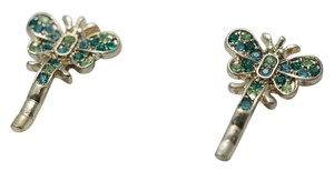 Kate Spade Kate Spade Dragonfly Crystal Stud Earrings