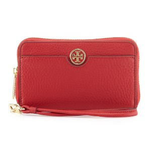 Tory Burch 32159150 Wristlet in Kir Royale