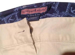 Vineyard Vines Boot Cut Pants Beige