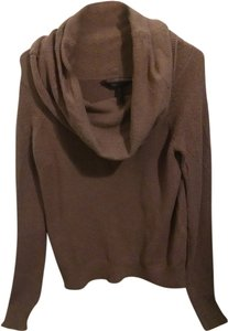 BCBGMAXAZRIA Cowl Neck Love Sweater