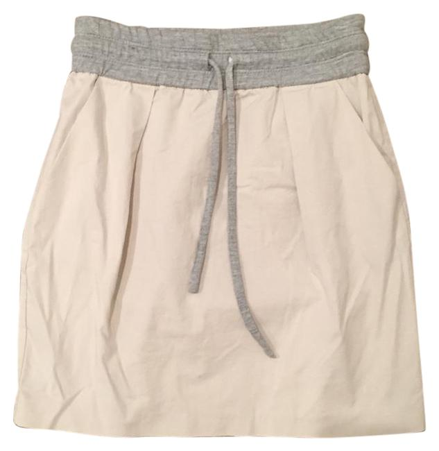 Item - Off-white and Grey Skirt Size OS