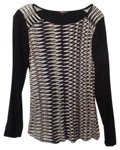 Ella Moss Anthropologie Knit Long Small Tunic