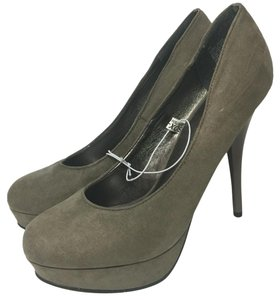 Mossimo Supply Co. Grey Platforms