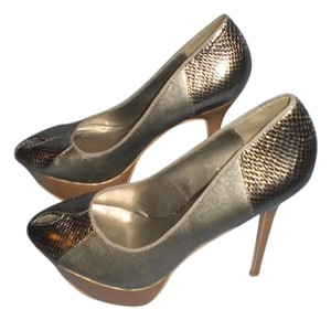 Sam Edelman pewter Pumps