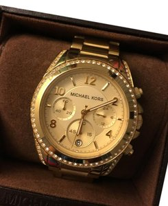 Michael Kors Michael Kors. Gold Watch
