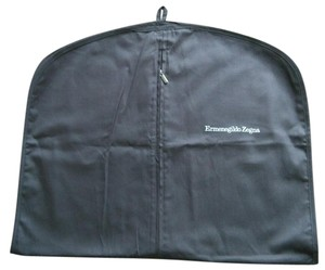 Ermenegildo Zegna Travel Dust Garment Suit Grey Travel Bag