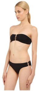 Proenza Schouler Barbell Trim Bandeau Top w/ Low Waisted Bottom