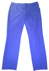 Express Straight Pants blue