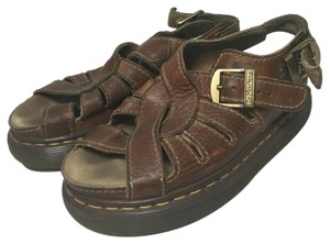 Dr. Martens Brown Sandals