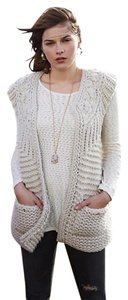 Anthropologie Sweater Vest Cardigan