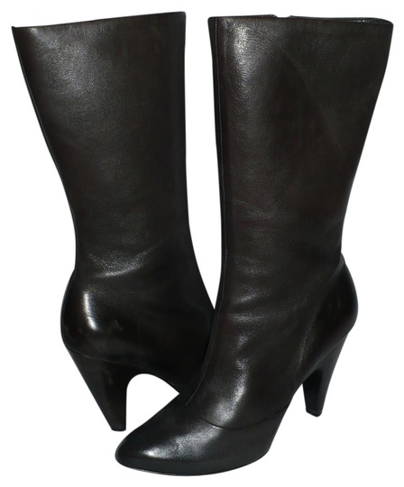 Preload https://item1.tradesy.com/images/ash-grey-nappa-vintage-accro-bis-dark-iron-bootsbooties-size-us-75-regular-m-b-1955565-0-3.jpg?width=440&height=440