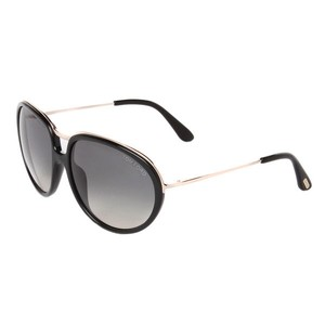 Tom Ford Tom Ford Faye Metal & Acetate Sunglasses