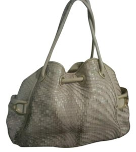 Cole haan woven leather handbag Hobo Bag