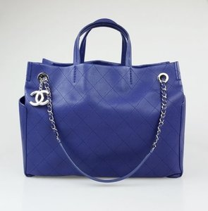 Chanel Caviar Quilted Stitch Shoulder Bag
