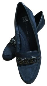Anne Klein dark blue Wedges