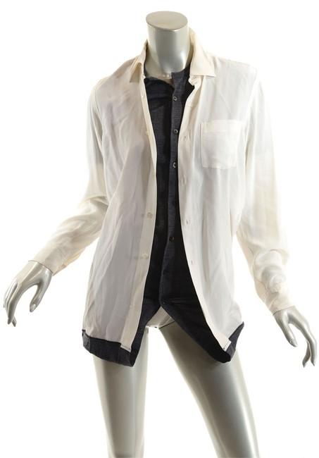 Preload https://item4.tradesy.com/images/junya-watanabe-greywhite-comme-des-garcons-charcoalivory-woolsilk-faux-2-pc-cardigan-size-8-m-1955638-0-0.jpg?width=400&height=650