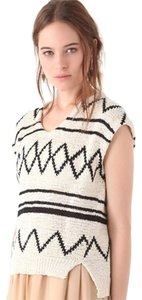 GAR-DE Knit V-neck Chic Sweater