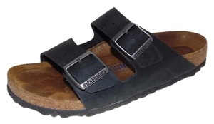 Birkenstock Arizona Soft Black Sandals