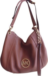 Michael Kors Mk Mk Mk Shoulder Bag