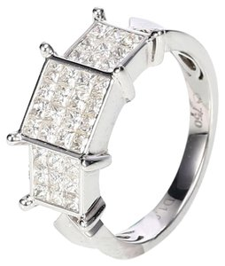 Other 18K White Gold Diamonds Ring