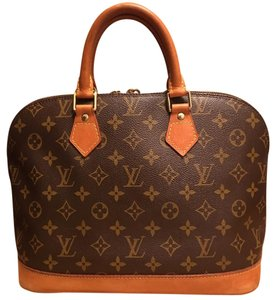 ♥️SOLD♥️ Louis Vuitton Satchel in Brown