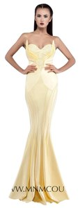 MNM Couture Evening Gown Evening Long Party Luxury Dress