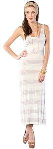 Pastel Striped Maxi Dress by Quiksilver Pacsun Beach Maxi