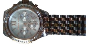 Michael Kors Michael Kors two tone watch with extra links