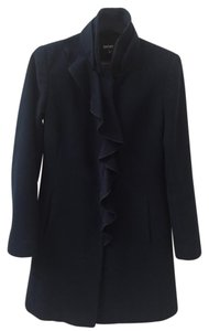 DKNY Cashmere Winter Wool Pea Coat