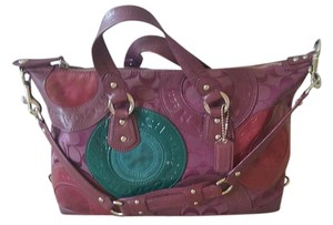 Coach Satchel Convertible Shoulder Bag