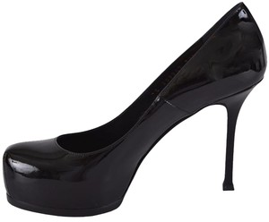 Saint Laurent Ysl Black Pumps