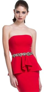 Terani Couture Evening Gown Dress