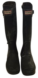 Hunter Green vintage look Boots