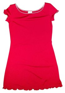 Juicy Couture short dress Red on Tradesy