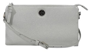 Tory Burch Perry Metallic Wallet Soft Cross Body Bag
