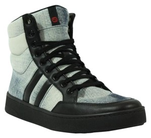Gucci High Top Multi-Color Athletic