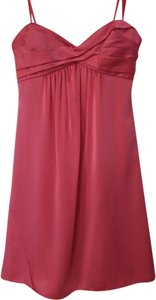 BCBGMAXAZRIA Max Azria Bow Strapless Dress