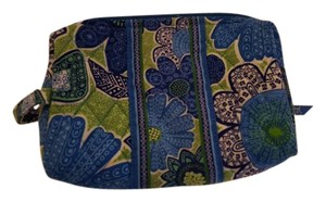 Vera Bradley Medium Zip Cosmetic Bag