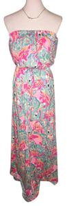 $95 ** Free Shipping ** New W/ Tags Maxi Dress by Lilly Pulitzer Maxi