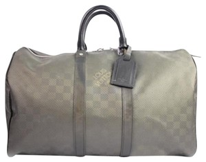 Louis Vuitton Graphite Travel Bag