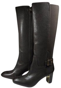 Tory Burch Knee-high brown Boots