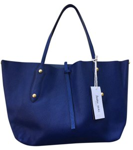 Annabel Ingall Tote in Royal blue