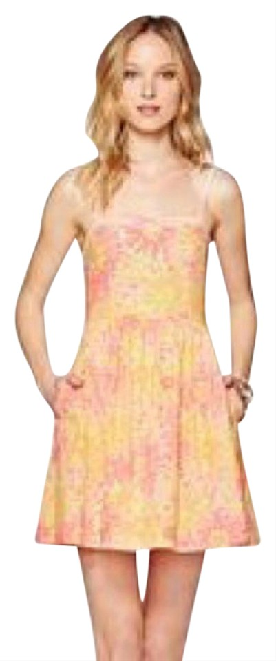 f928804146d900 Lilly Pulitzer ** Free Shipping ** Resort White Sunkissed with Glow Bethany  Short Casual Dress
