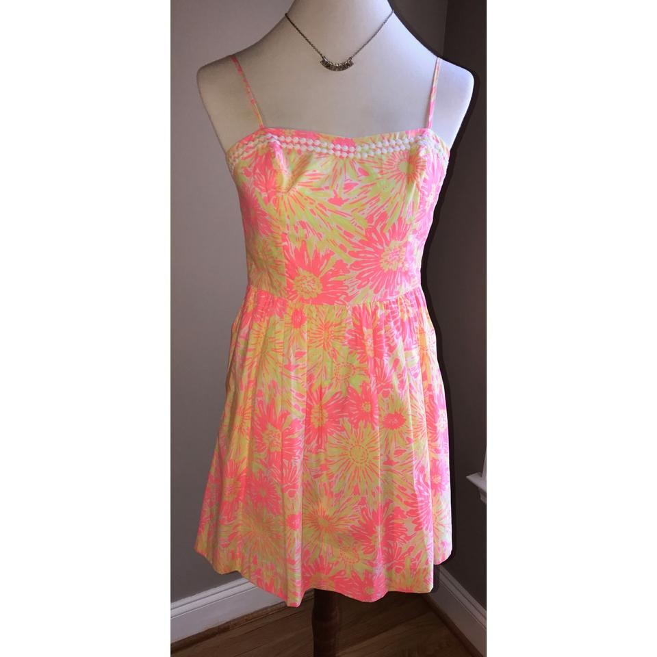 e1b327214e66 Lilly Pulitzer ** Free Shipping ** Resort White Sunkissed with Glow ...