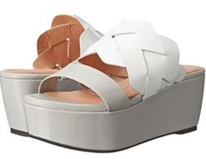 Robert Clergerie grey /white Sandals