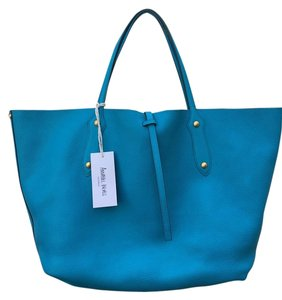 Annabel Ingall Tote in Turquois