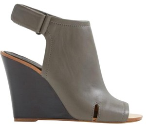 Rag & Bone Gray Wedges