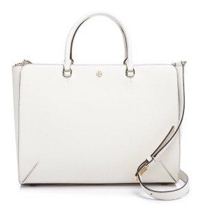 Tory Burch Tote in New Ivory