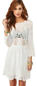 Dolce Vita short dress White Valentina on Tradesy